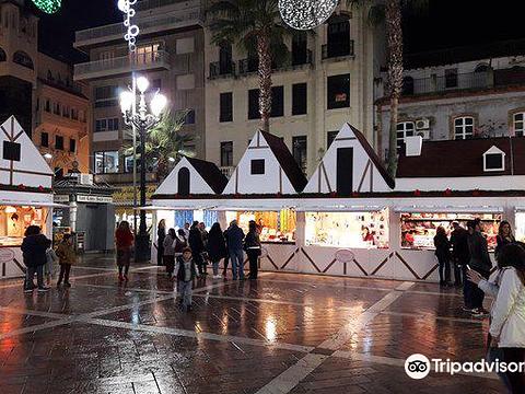 Plaza De Las Monjas旅游景点图片