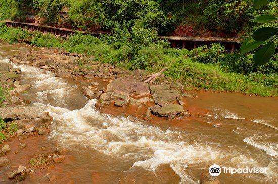 赤水十丈瀑布群旅游景点图片