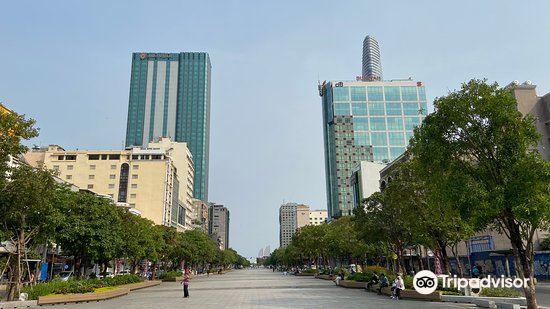 阮惠街旅游景点图片