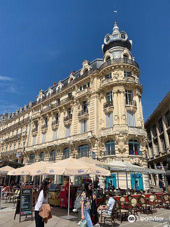 戏剧广场旅游景点图片