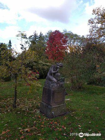 安徒生墓园(Assistens Kirkegard)旅游景点图片