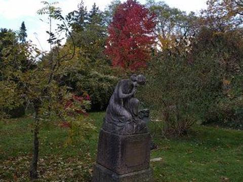安徒生墓园(Assistens Kirkegard)的图片