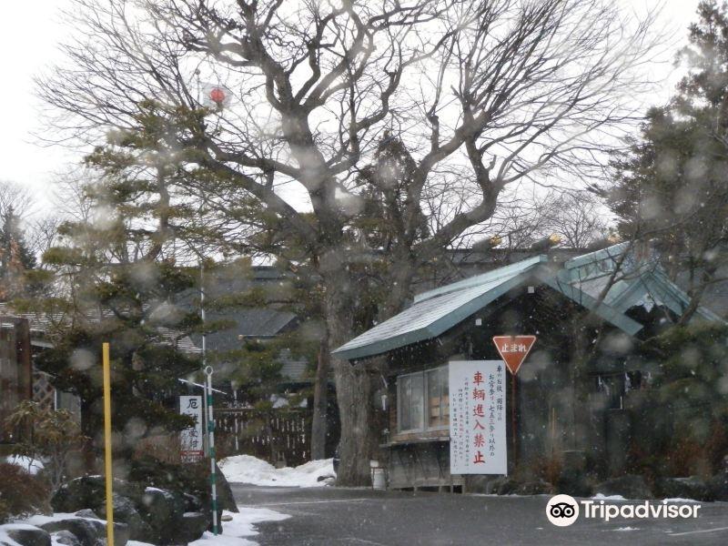 刈田神社旅游景点图片