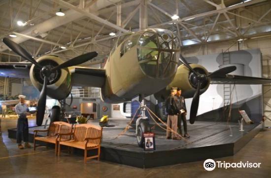 太平洋航空航天博物馆旅游景点图片