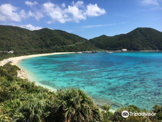 Aharen Beach旅游景点图片