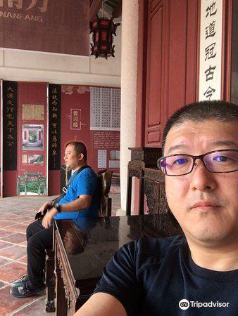 三池埔村文化广场旅游景点图片