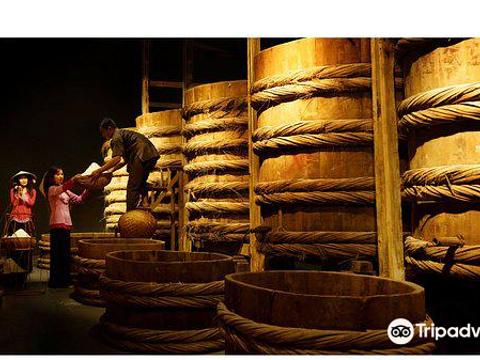 旧渔村3D博物馆旅游景点图片