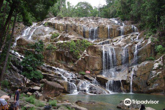 Sungai Pandan Waterfall旅游景点图片