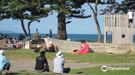 Orewa Beach旅游景点图片