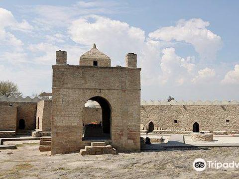 Ateshgah - Fire Temple旅游景点图片