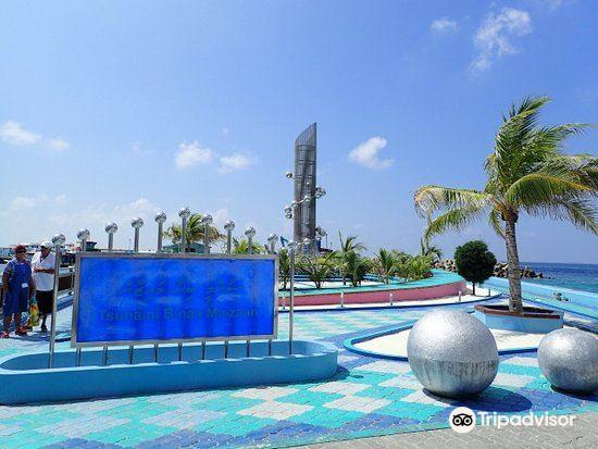 Tsunami Monument旅游景点图片