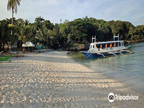 Tambisaan Beach的图片