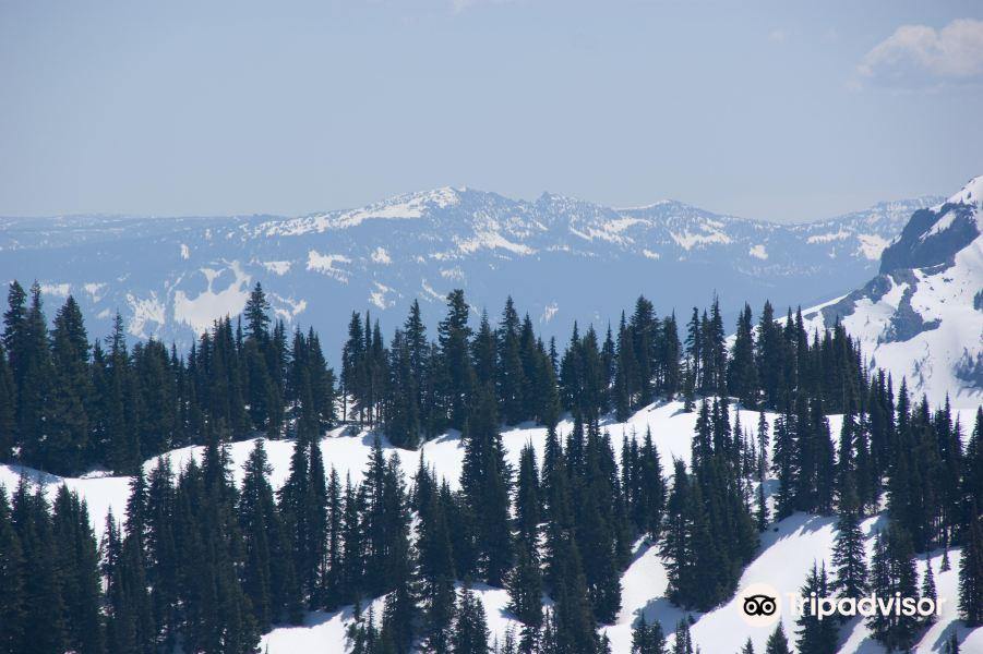 Evergreen Chapel旅游景点图片
