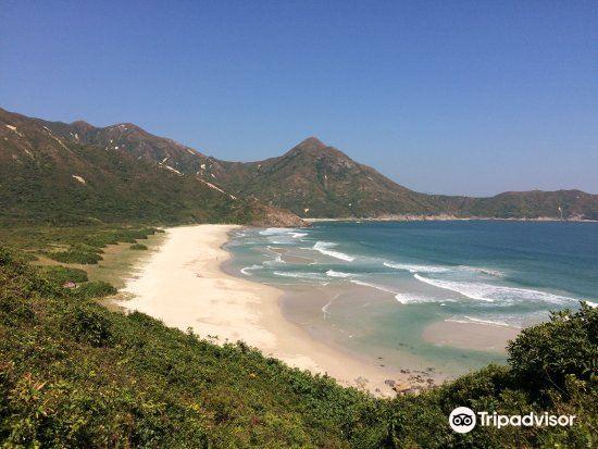 大浪湾旅游景点图片