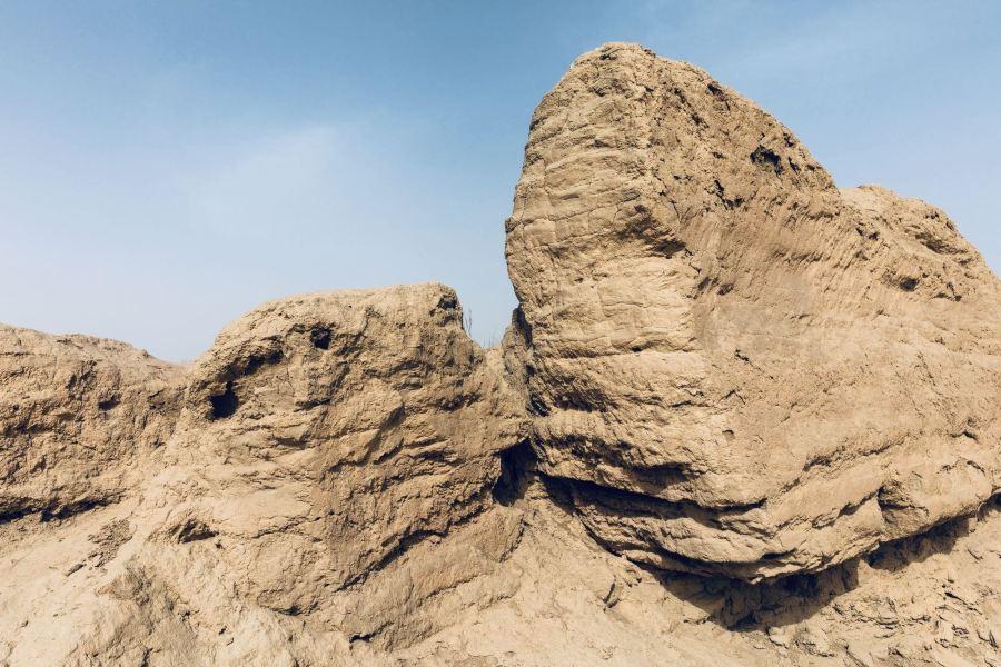 黑水国遗址旅游景点图片