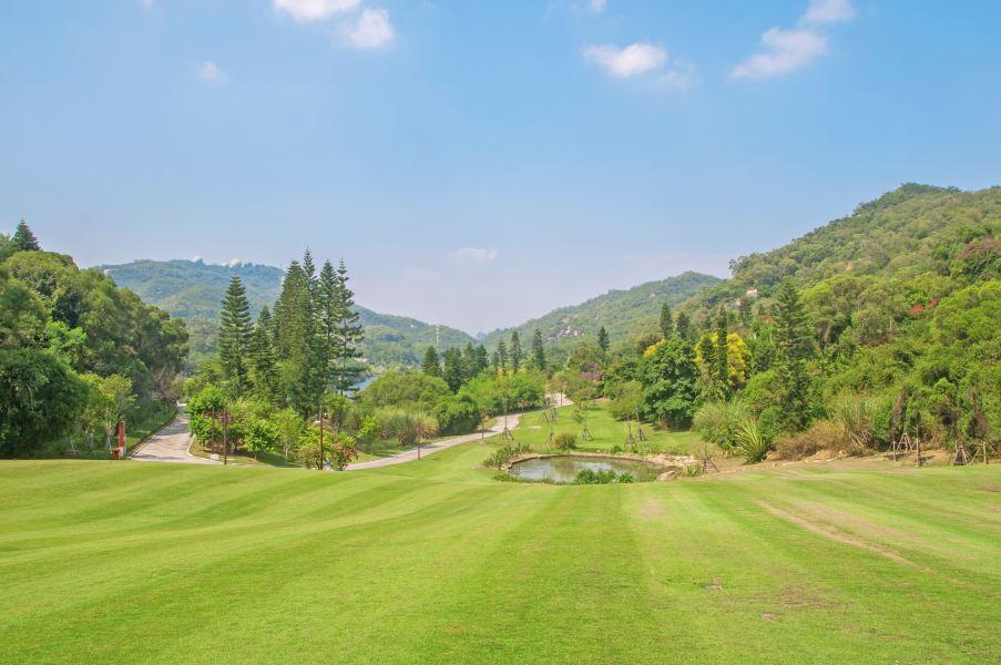东坪山公园旅游景点图片