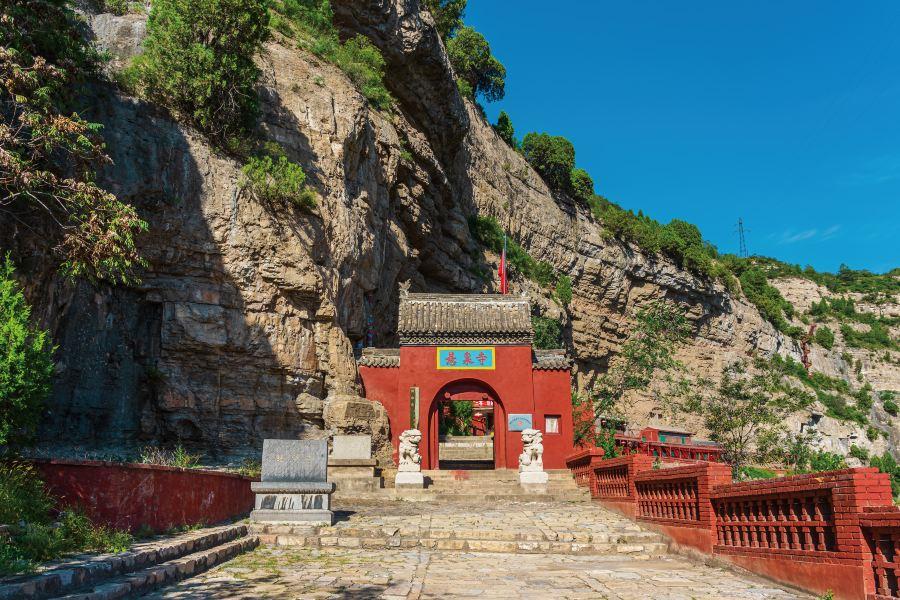 悬泉寺旅游景点图片