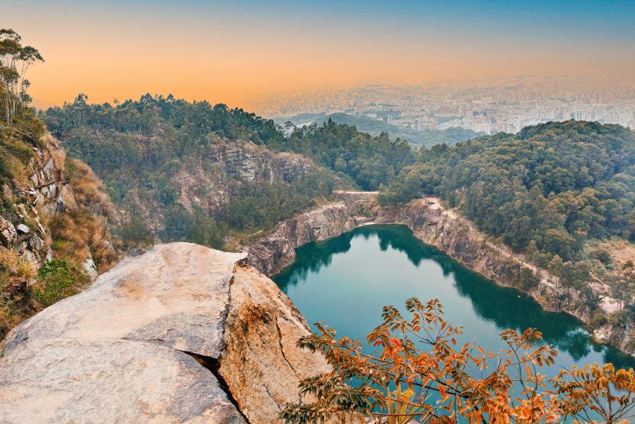 六片山旅游景点图片