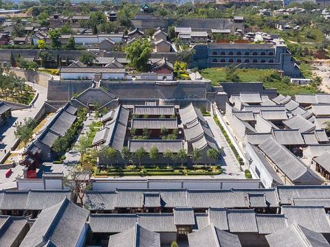 忻州古城的图片