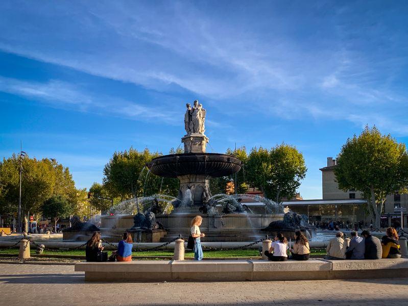 市政厅广场旅游景点图片