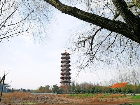 曹禺公园旅游景点图片