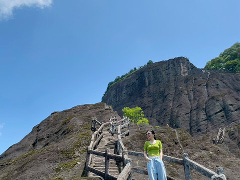 武夷山旅游景点图片
